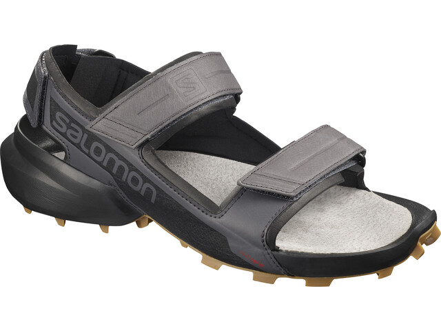 Salomon Speedcross Sandalias, negro/gris